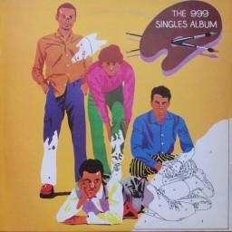 THE 999 SINGLES ALBUM