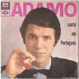 ADAMO CANTA EM PORTUGUÊS (EDI. MOÇAMBIQUE)