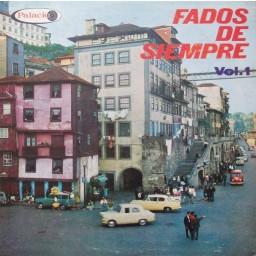 FADOS DE SIEMPRE (VOL.1)