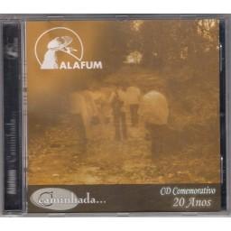 CAMINHADA - CD COMEMORATIVO 20 ANOS