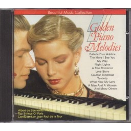 GOLDEN PIANO MELODIES