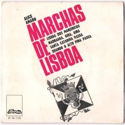 MARCHAS DE LISBOA (LISBOA DOS MANJERICOS)
