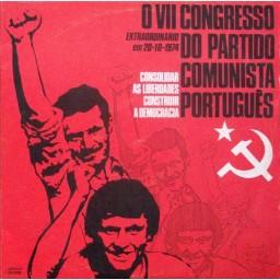 O VII CONGRESSO DO PCP