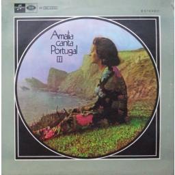 AMÁLIA CANTA PORTUGAL III (EDI. ANGOLA)
