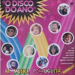 O DISCO DO ANO DA MÚSICA PORTUGUESA