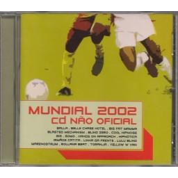 MUNDIAL 2002 - CD NÃO OFICIAL