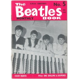 THE BEATLES BOOK Nº05