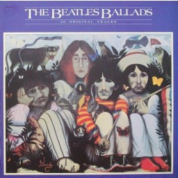THE BEATLES BALLADS - 20 ORIGINAL TRACKS