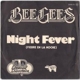 NIGHT FEVER (FIEBRE EN LA NOCHE)