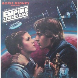 MUSIC FROM STAR WARS - THE EMPIRE STRIKES BACK
