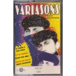 VARIASONS (TEMAS DE ANTÓNIO VARIAÇÕES)