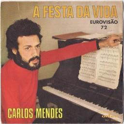 A FESTA DA VIDA (EUROVISÃO 1972)