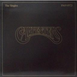 CARPENTERS THE SINGLES 1969-1973