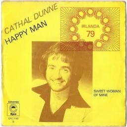 HAPPY MAN (EUROVISÃO 1979)