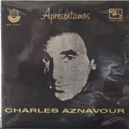 APRESENTAMOS CHARLES AZNAVOUR