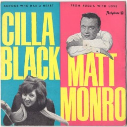 ANYONE WHO HAD A HEART/ I LOVE LITTLE THINGS (EUROVISÃO 64)