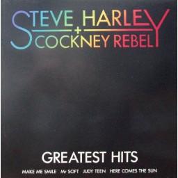 STEVE HARLEY + COCKNEY REBEL - GREATEST HITS