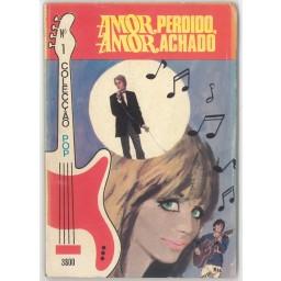 AMOR PERDIDO AMOR ACHADO (TOM JONES CONTRACAPA)
