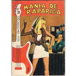 MANIA DE RAPARIGA (TOM JONES CONTRACAPA)