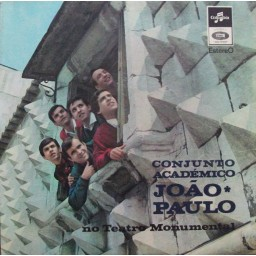 CONJUNTO ACADÉMICO JOÃO PAULO NO TEATRO MONUMENTAL