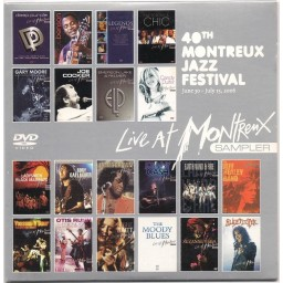 LIVE AT MONTREUX (DVD SAMPLER)