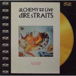 ALCHEMY LIVE (LASER DISC EDITION)