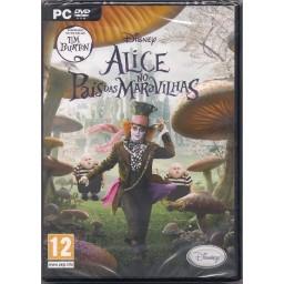 ALICE NO PAÍS DAS MARAVILHAS (PC GAME)
