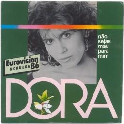 NÃO SEJAS MAU PARA MIM (FESTIVAL RTP DA CANÇÃO - EUROVISÃO 1986)