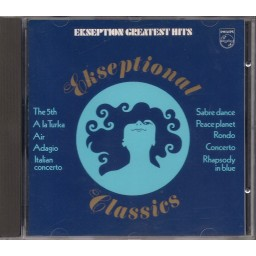GREATEST HITS - EKSEPTIONAL CLASSICS