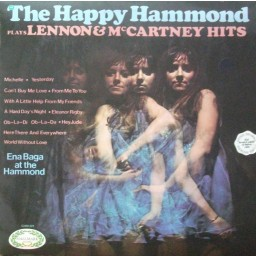 THE HAPPY HAMMOND PLAYS LENNON & MCCARTNEY HITS