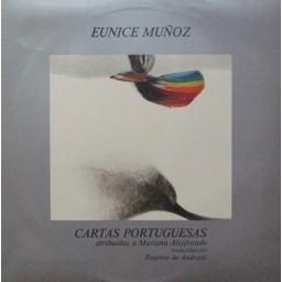 CARTAS PORTUGUESAS (JOSÉ RODRIGUES ART COVER)