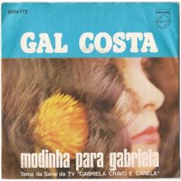 MODINHA PARA GABRIELA (GABRIELA CRAVO E CANELA - OST)