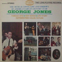 THE GEORGE JONES STORY