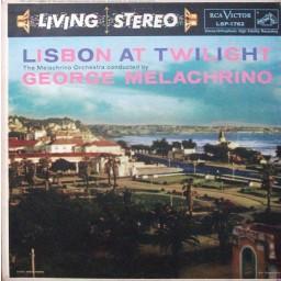 LISBON AT TWILIGHT