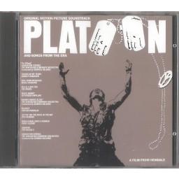PLATOON (OST)