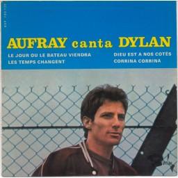 AUFRAY CANTA DYLAN (EDI. PORTUGAL)