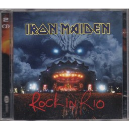 ROCK IN RIO (ENHANCED CD)