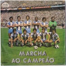 MARCHA AO CAMPEÃO