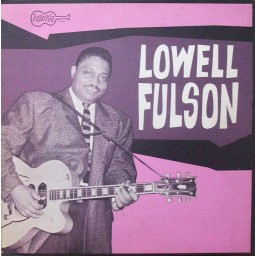 LOWELL FULSON ALBUM