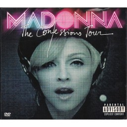 THE CONFESSIONS TOUR (DVD+CD)