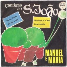 CANTIGAS AO S. JOÃO