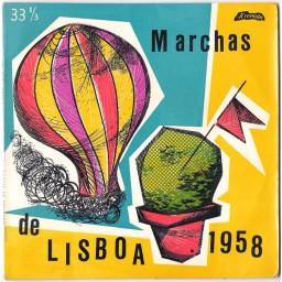 MARCHAS DE LISBOA 1958