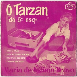O TARZAN DO 5º ESQ (OST)