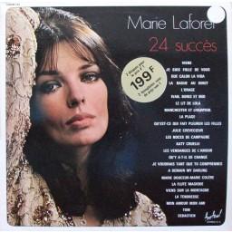 MARIE LAFORET 24 SUCCÈS