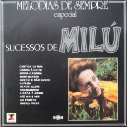 SUCESSOS DE MILÚ (MINHA CASINHA)