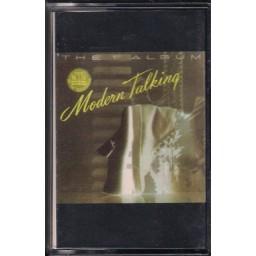 (THE 1ST ALBUM) MODERN TALKING  (EDI. PORTUGAL)