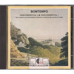 BOMTEMPO - PIANO CONCERTO Nº 3 & 1
