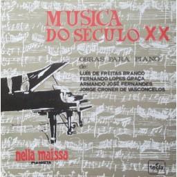 MÚSICA DO SÉCULO XX (LUÍS DE FREITAS BRANCO/ FERNANDO LOPES GRAÇA)