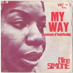MY WAY (COMME D'HABITUDE)