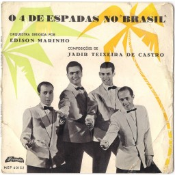 O 4 DE ESPADAS NO BRASIL